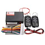 Questquo Car Remote Control Central Kit Door Lock Keyless Universal Entry System