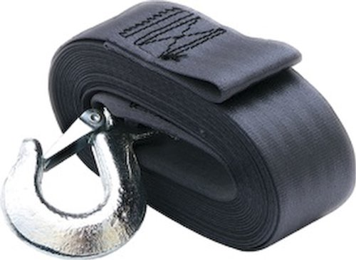 SeaSense PWC Winch Strap with 12-Foot Bow Loop and Hook by SeaSense
