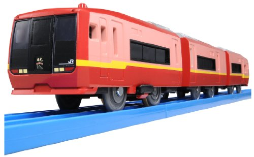 I love it too! Special Train Series 253 Nikko-Go (Tomica PlaRail Model Train) (japan import)