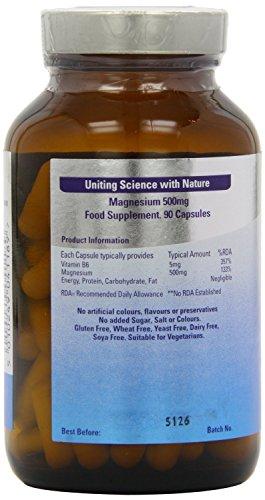 FSC Magnesium 500mg (90 capsule) – x 3 Pack Savers Deal