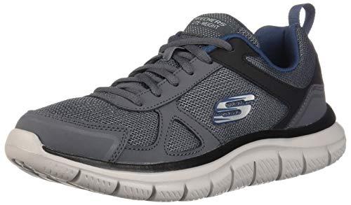 b60f269c791c Skechers Shape-Ups Chaussure Sport Homme Mod. 52631 BBK - Gris - Gray