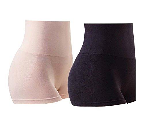 MD Shapewear Body Shaper Mädchen Slip Shaping Underwear Body Shape  Unterwäsche Nude/Schwarz