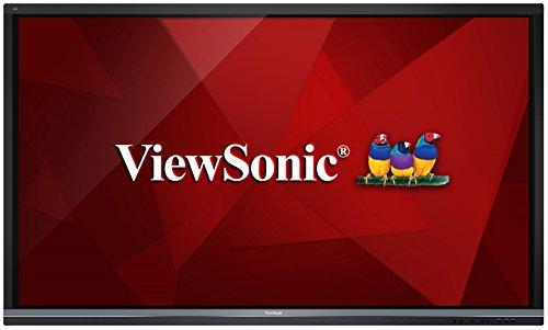 Viewsonic IFP8650 Signage-Display 2,18 m (86 Zoll) LCD 4K Ultra HD Digital Signage Flat Panel Schwarz - Signage-Displays (2,18 m (86 Zoll), LCD, 3840 x 2160 Pixel, 350 cd/m², 4K Ultra HD, 8 ms) Viewsonic Digital Signage
