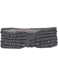 7eeb90861824fb AN Fashion wärmendes Stirnband/modisches Haarband, Ohrenwärmer mit  Innenfleece 1