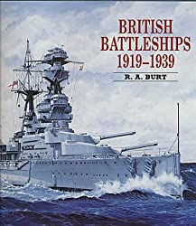 British Battleships, 1919-1939