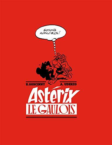 Astérix le gaulois - Edition Artbook (H.AST.ED.LIMIT) por René Goscinny