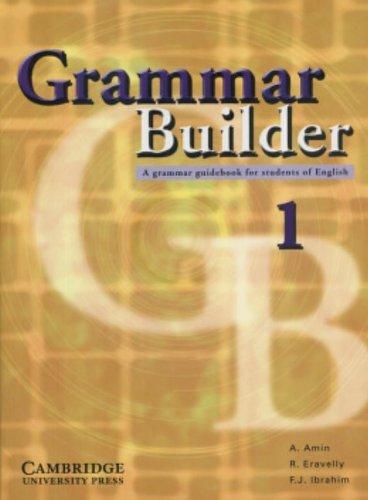 Grammar Builder Level 1 by Adibah Amin (2005-03-10)