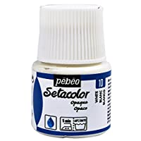 Matte Opaque Setacolor Fabric Paint, 45 ml