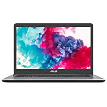 "ASUS F705MA-DS21Q VivoBook F705 Laptop, Pentium N5000 (up To 2.7 GHz) HD+ (1600 X 900) Display, 1TB HDD, 802.11ac, 17.3"""