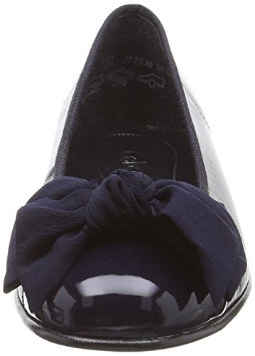 Gabor05/106/36 - Ballerine Donna Blau (blue Leather/patent)