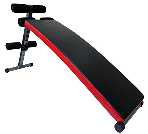 Sit up Curve Bench For Abs Exercises Home Gym