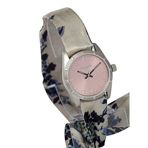 Zadig & Voltaire Reloj Analogico para Unisex de Cuarzo con Correa en Tela ZVF401