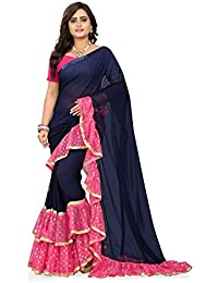 Riva Enterprise Georgette Saree
