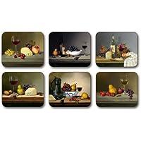 Jason D2242 Apreitivo Coasters, Set of 6