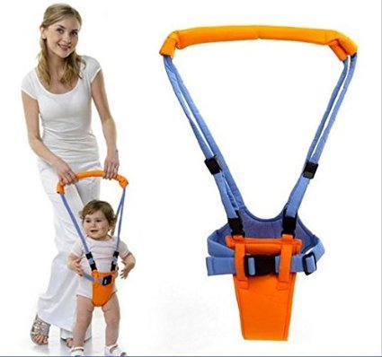 Flipco Baby Moon Walk Walker Bouncer Toddler Help Learn Assistant Safety