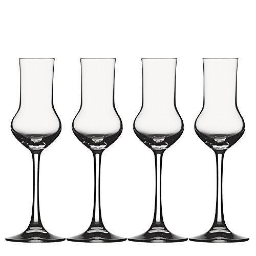 Spiegelau & Nachtmann, 4-teiliges Schnapsglas-Set, Vivendi, 4510273 Vino Grande
