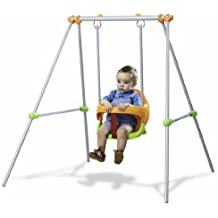 Smoby 310046 - Columpio de metal para bebé