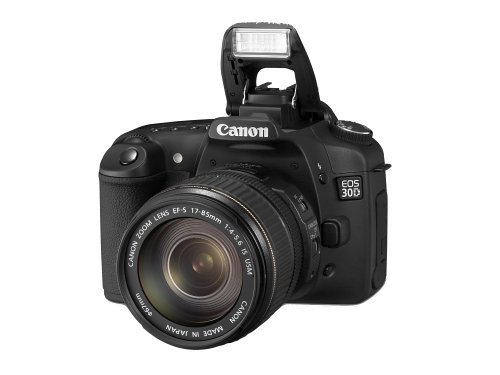 Canon EOS 30D SLR-Digitalkamera (8 Megapixel) Kit inkl. EF-S 17-85mm IS USM - 3