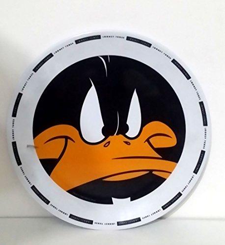 assiette-plate-en-melamine-disney-daffy-duck-d-265-cm