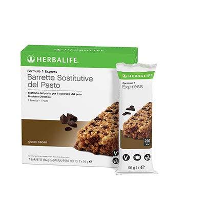 GARANZIA ITALIA - Gusto Cacao Formula 1 Barrette Herbalife Nutrition