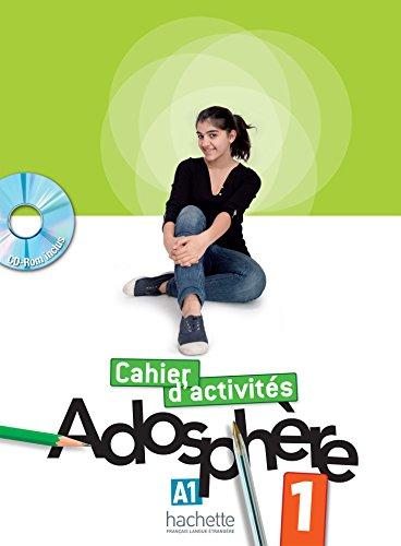 Adosphere. Cahier. Per la Scuola media. Con CD-ROM: 1