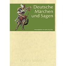 Digitale Bibliothek 080: Deutsche Märchen und Sagen (PC+MAC)