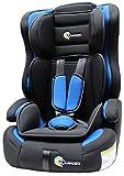 Clamaro 'Guardian FLEX' 2in1 Isofix Kinderautositz 9-36 kg, Umbau zur einfachen...