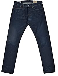 Ralph Lauren Men's Jeans Blue dunkelblau Washed