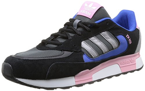 adidas ZX 850, Women's Trainers, Black (Black 1/Aluminum 2/St Tropic Bloom S14), 7 UK