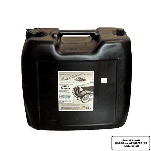 rektol Klassik SAE SB 40Api SB/Ca/CB, W-3020litri bidone