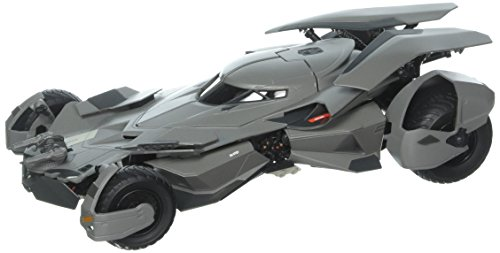 Hot Wheels Elite CMC89 DC Comics 1 Batman Vs Superman Batmobile, Escala 1:18