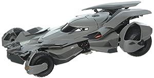 Hot Wheels Elite CMC89 DC Comics 1 Batman Vs Superman Batmobile, Escala 1:18