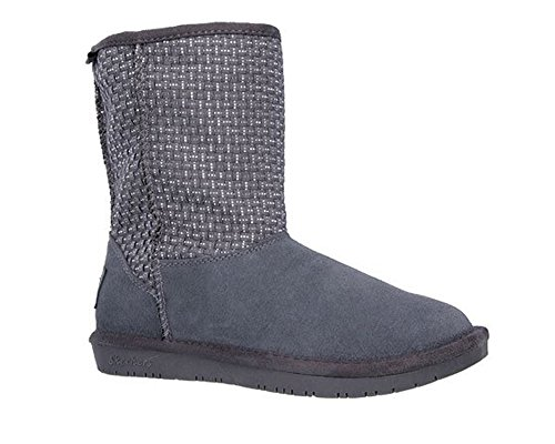 Skechers Shelbys Islande Boot Anthracite
