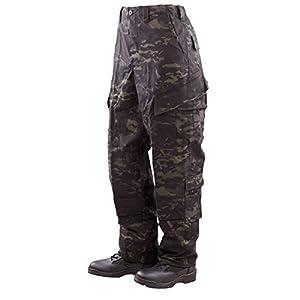 Pantalon T.R.U. Multicam Black