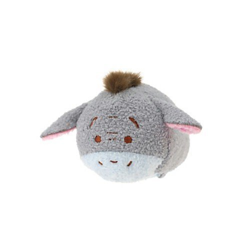 Disney Eeyore ''Tsum Tsum'' Plush - Mini - 3 1/2'' by Disney Store