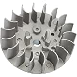 GOOFIT 18-Fin del volante Flywheel de 2 tiempos 47cc 49cc mini bolsillo de la bici del patio de ATV Mini Dirt Bike