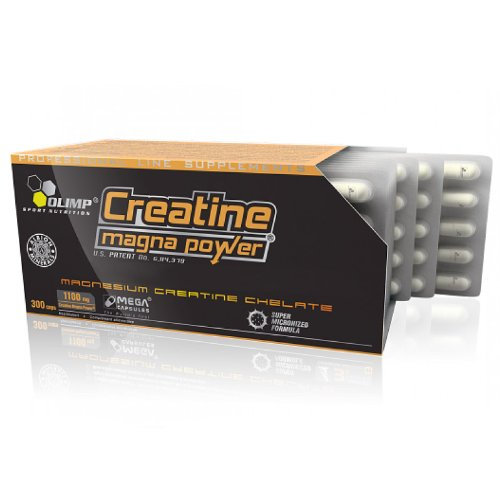 Olimp Creatine Magna Power Creatina - 300 Cápsulas