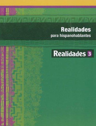 Realidades Para Hispanohablantes 3