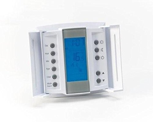 AUBE TH232 Thermostat for Electric Underfloor Heating Test