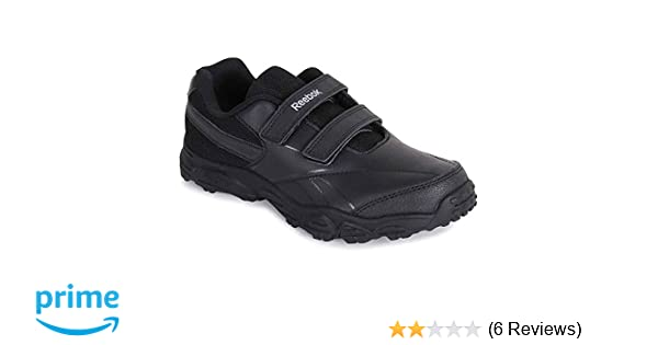 Reebok Black School Shoes for Boys - Kids Shoe Range (3 to 15 Years) (1.5  India Length 21cms   Age 8-9 Yrs)  Buy Online at Low Prices in India -  Amazon.in 355a881e4