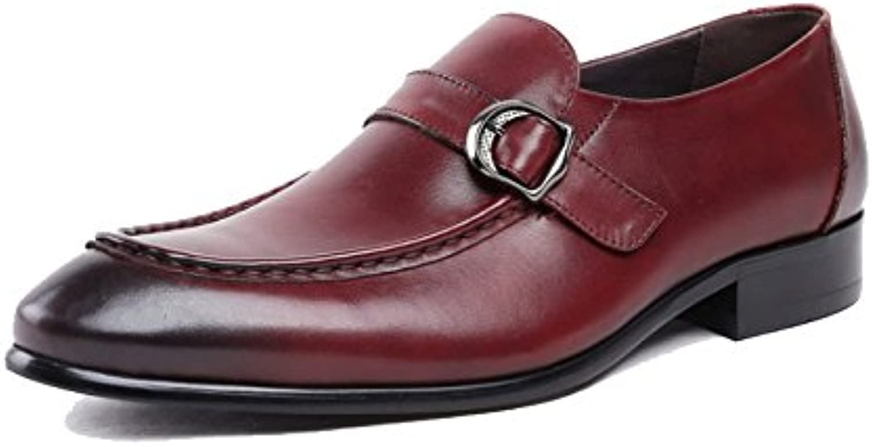 Hohe Qualität Männer Loafers Leder weissszlig Schuhe Freizeitschuhe Mode Schuh Faule Schuhe Verbesserte Version