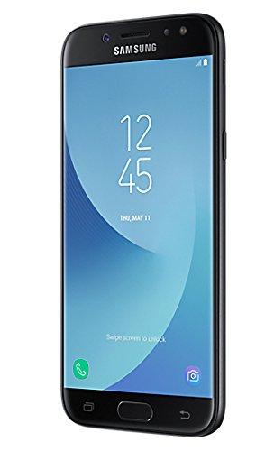 """Samsung Galaxy J5 (2017) SM-J530F Double SIM 4G 16Go Noir - smartphones (13,2 cm (5.2""""), 1280 x 720 pixels, Plat, SAMOLED, 16 millions de couleurs, 16:9)"""