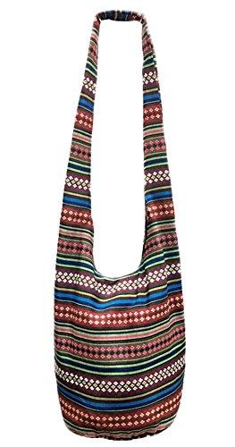 NiNE CiF Strandtasche, floral 1055 (mehrfarbig) - 026# (Cotton Beach Tote Bag)