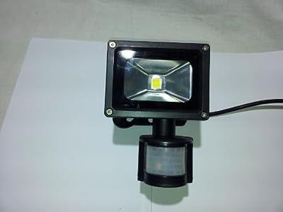 LUMENSTAR® 10 Watt LED Flutlicht Strahler [6000K Tageslichtweiß] von LUMENSTAR® bei Lampenhans.de