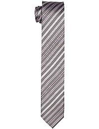 CASAMODA Herren Krawatte 352331500, Gestreift