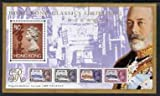 Hong Kong 1993 Hong Kong Classics No 02 m/s showing King George 5th & Silver Jubilee stamps of 1935 u/m, SG 745 STAMP ON STAMP POSTAL JandRStamps