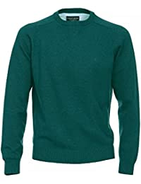 CASAMODA Pull-over Col ras du cou Manches longues Homme