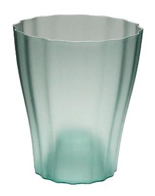 Terra Kunststoff Orchideenvase, Grün, 15 cm von Plastia auf Du und dein Garten