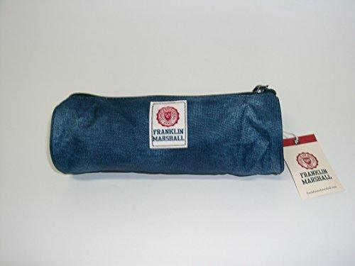 Astuccio tombolino franklin & marshall (blu jeans)