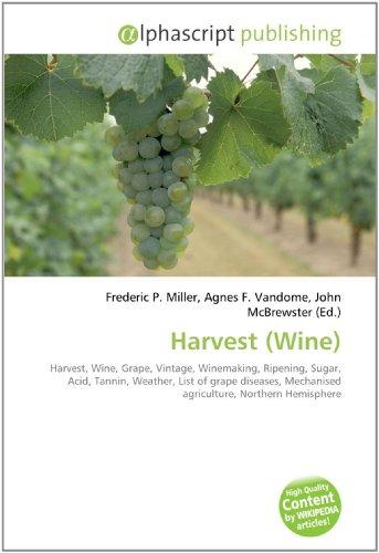 Harvest (Wine)